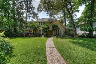 Houston Single Family Home For Sale: 3322 Parkdale Drive