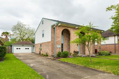 Single Family Home For Sale: 15511 Pensgate Street