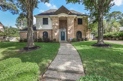 Houston Single Family Home For Sale: 3507 Tierwood Court