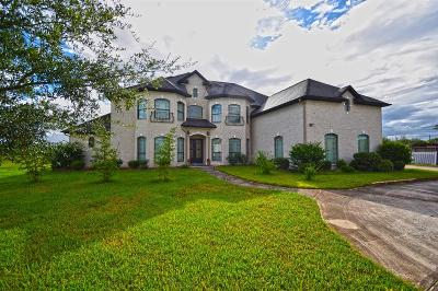 Pearland Single Family Home For Sale: 1905 Woodglen Court