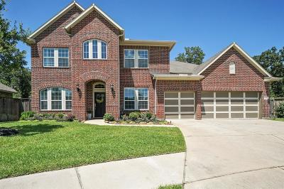 Spring TX Single Family Home For Sale: $492,500
