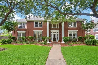 Sugar Land Single Family Home For Sale: 4318 Saint Michaels Court