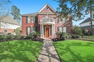 The Woodlands Single Family Home For Sale: 34 S Buck Ridge