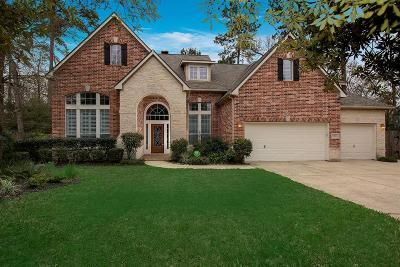 The Woodlands Single Family Home For Sale: 91 Dulcet Hollow Court