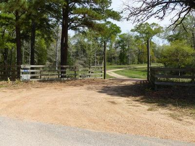 Austin County Country Home/Acreage For Sale: 17884 Hinkel Road