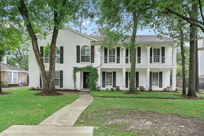 Houston Single Family Home For Sale: 14911 Cindywood Drive