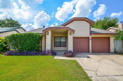 Missouri City Single Family Home For Sale: 1403 Mimosa Road