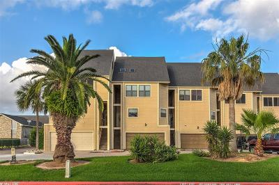League City Condo/Townhouse For Sale: 907 Davis Road