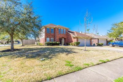 League City Single Family Home For Sale: 211 Wood Hollow Drive