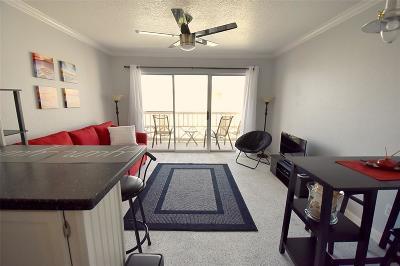 Galveston Condo/Townhouse For Sale: 6300 Seawall Boulevard #7309