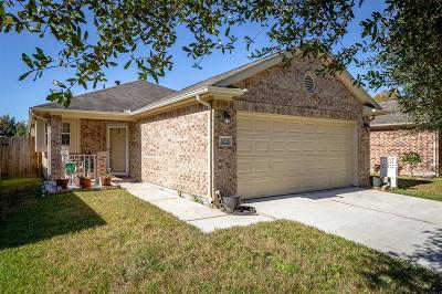 Huffman Single Family Home For Sale: 24311 Silver Maple