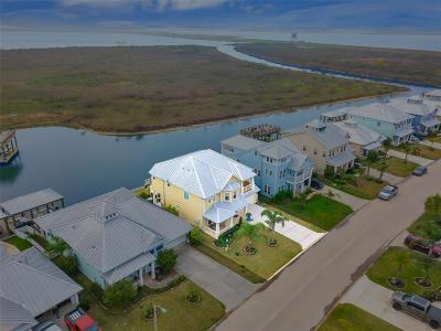 Galveston County Single Family Home For Sale: 5406 Brigantine Cay Court
