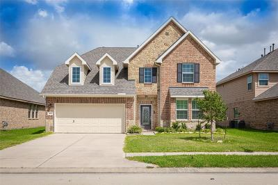 Baytown Single Family Home For Sale: 4731 Echo Bay Drive