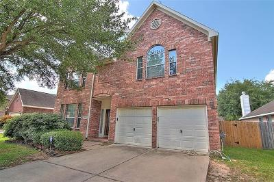 Single Family Home For Sale: 16522 Oat Mill Drive