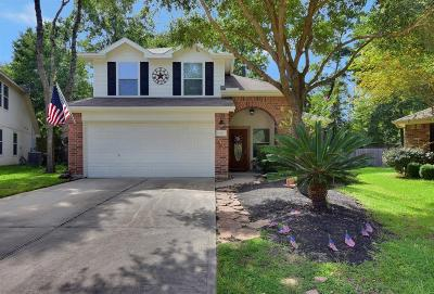 The Woodlands Single Family Home For Sale: 67 Thicket Grove Place