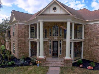 Sugar Land Single Family Home For Sale: 13902 Wilde Forest Court