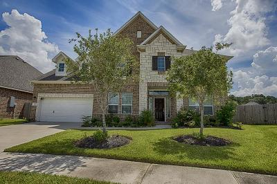 Dickinson Single Family Home For Sale: 4333 S Meridian Greens Drive