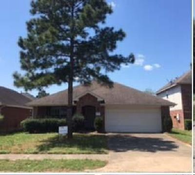 Single Family Home For Sale: 6331 Lost Fall Court