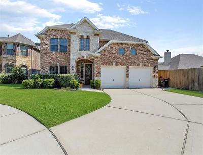 Kingwood Single Family Home For Sale: 21347 Bishops Mill Court