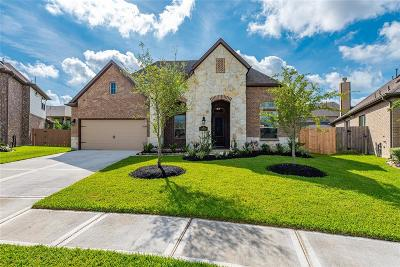 Katy TX Single Family Home For Sale: $413,990
