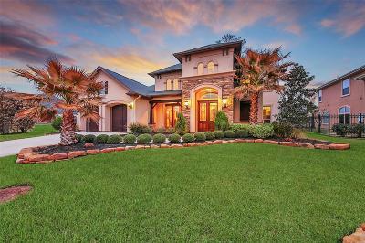 Spring Single Family Home For Sale: 26002 Hampton Pines Lane