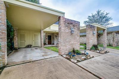 Missouri City Single Family Home For Sale: 2718 Quail Creek Drive