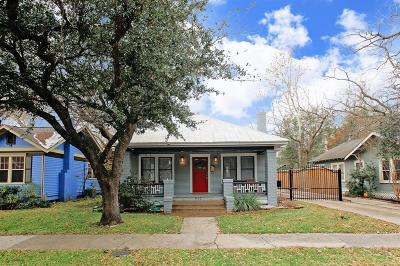 Houston Single Family Home For Sale: 910 Fugate Street