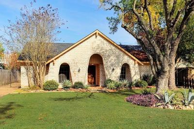 Houston Single Family Home For Sale: 14010 Britoak Lane