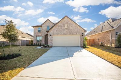 Rosenberg Single Family Home For Sale: 2219 Pickford Terrace Lane