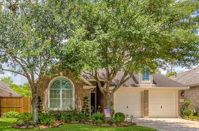League City Single Family Home For Sale: 5210 Cottonwood Creek Lane