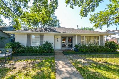 Houston Single Family Home For Sale: 6207 Ella Lee Lane