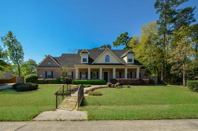 Conroe Single Family Home For Sale: 1002 Prescott Drive