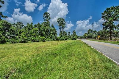 Spring Residential Lots & Land For Sale: 20639 Falvel Road