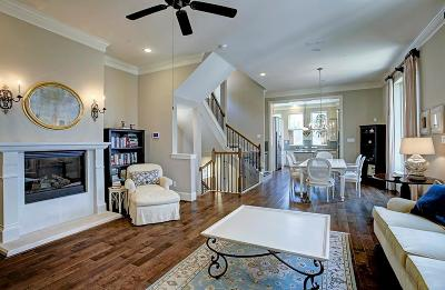 Houston TX Single Family Home For Sale: $599,000