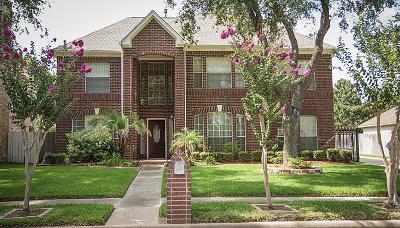Pasadena Single Family Home For Sale: 6719 Corinth Drive