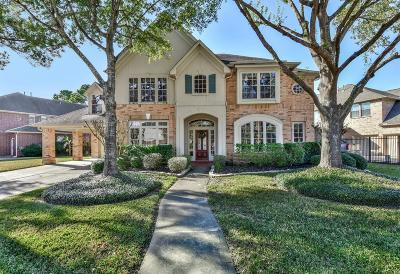 Katy Single Family Home For Sale: 1102 Wellshire Drive