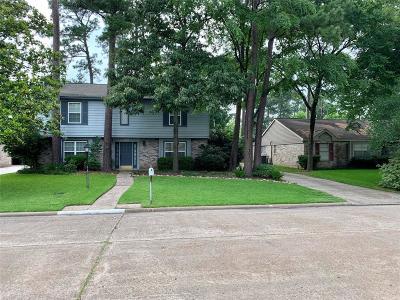 Spring Single Family Home For Sale: 7610 Kleingreen Lane