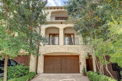 Houston Single Family Home For Sale: 5421 Gibson Street #B