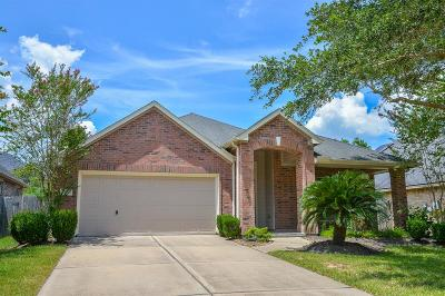 Richmond TX Single Family Home For Sale: $215,000