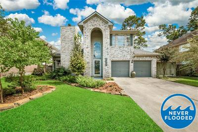 Cypress Single Family Home For Sale: 14611 Cypress Falls Drive