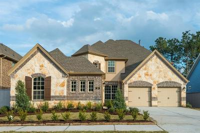 The Woodlands Single Family Home For Sale: 10 Red Barn