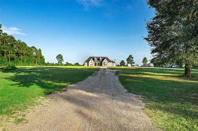 Conroe Single Family Home For Sale: 15958 Plaster Circle