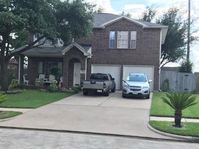 Single Family Home For Sale: 3807 Starbridge Pointe Lane