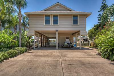 Tiki Island TX Single Family Home For Sale: $382,000