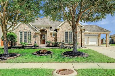 Pearland Single Family Home For Sale: 3303 Sequoia Lake Trail