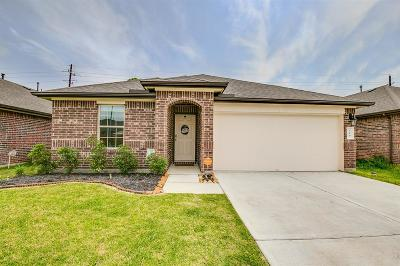 Rosharon Single Family Home For Sale: 219 Ashley Falls Lane
