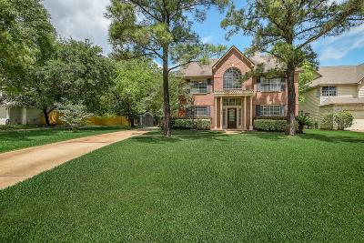 The Woodlands Single Family Home For Sale: 179 N Crimson Clover Circle