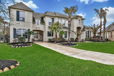 Katy Single Family Home For Sale: 6311 Indiangrass Court
