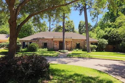 Houston Single Family Home For Sale: 12423 Broken Bough Drive