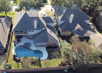 Katy Single Family Home For Sale: 4619 Debras Trace Lane